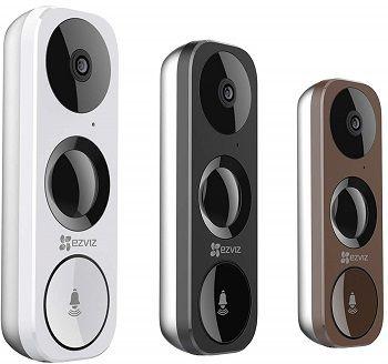 Ezviz DB1 Video Doorbell review