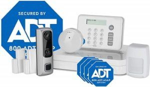ADT Smart Home Security System