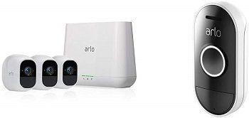 Arlo Pro 2 Doorbell System