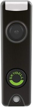Honeywell Skybell Slim Design 1080p Wi-Fi Video Doorbell
