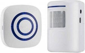 Outdoor Doorbell Kit Wireless Driveway Alert