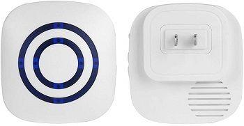 Outdoor Doorbell Kit Wireless Driveway Alert review
