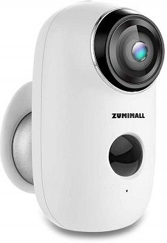 Zumimall Video Security Camera review