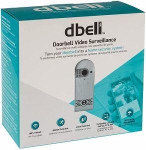Dbell Inc Video Doorbell Camera review