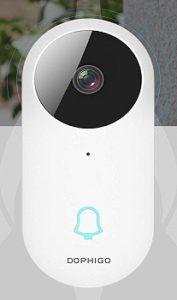 Dophigo Outdoor HD960P Doorbell Camera review