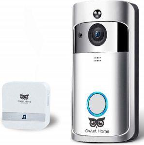 Owlet Home Smart Video Doorbell