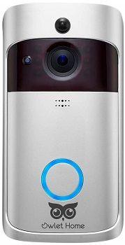 Owlet Home Smart Video Doorbell review