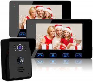 Anboson Wired Video Doorbell Intercom System