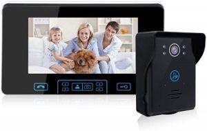 Anboson Wireless Video Door Phone Doorbell Intercom System