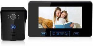 Anboson Wireless Video Door Phone Doorbell Intercom System review