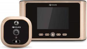 Eques Greeter Plus Digital Door Viewer & Doorbell