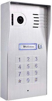 GBF Wireless Video Doorbell Intercom System