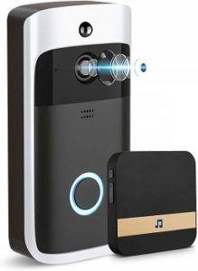 Merkury Innovations Smart Wifi Doorbell Camera