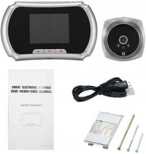 OWSOO 1.3MP Peephole Door Camera review