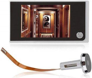 Sonew Peephole Video Doorbell review