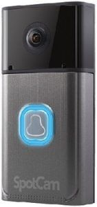 SpotCam Video Doorbell Pro review