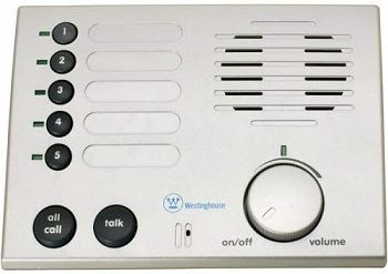 Westinghouse WHDBI-5C Wireless Doorbell and Intercom review