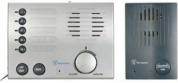 Westinghouse WHDBI-5C Wireless Doorbell and Intercom